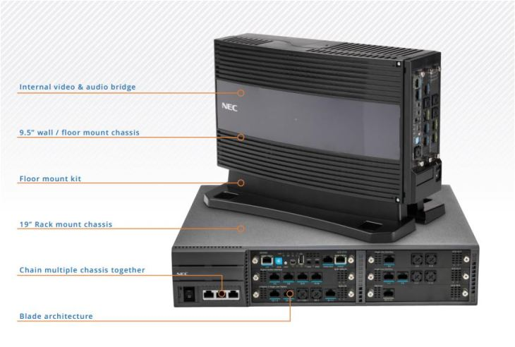 NEC SV9100 Phone System for Small to Medium size Business | NECALL